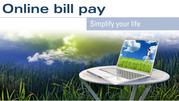 Click to watch a demo of the online bill pay system.
